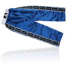 Kick-box nadrág, kék Fuji mintás