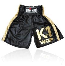 K1 nadrág, fekete-arany
