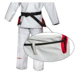 Brasil jiu-jitsu edzőruha, Shaka, fehér