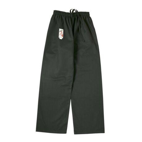 Kempo nadrág, fekete