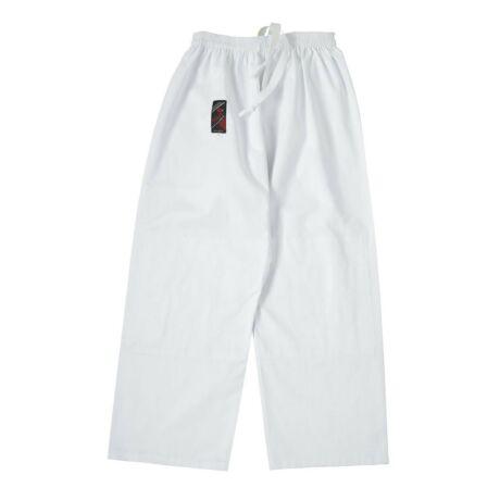 Judo nadrág, fehér