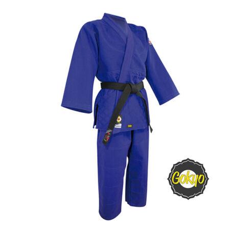 Judo versenyruha, Gokyo, kék