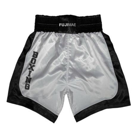 Box nadrág, fehér-fekete