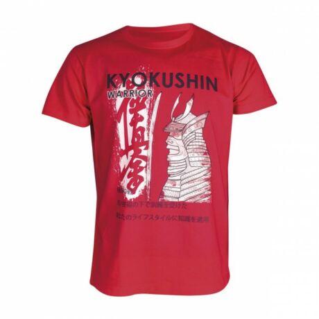 Kyokushin póló, Warrior
