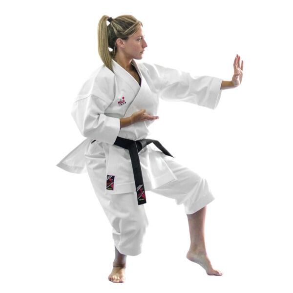 Karate versenyruha, pamut, 16 oz