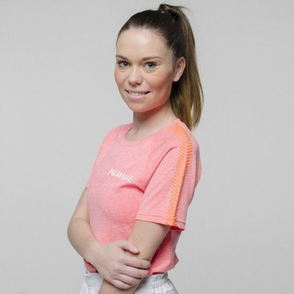 KnitFit női rövidujjú póló