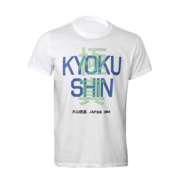 Kyokushin póló, Kanji