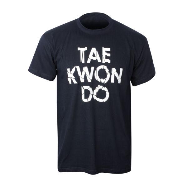 Taekwon-do póló, törött