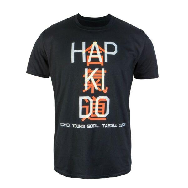 Póló, Hapkido felirattal
