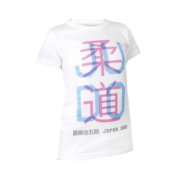 Judo póló, Kanji, női