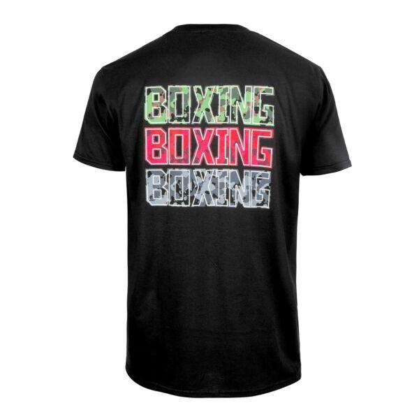 Póló, Boxing felirattal