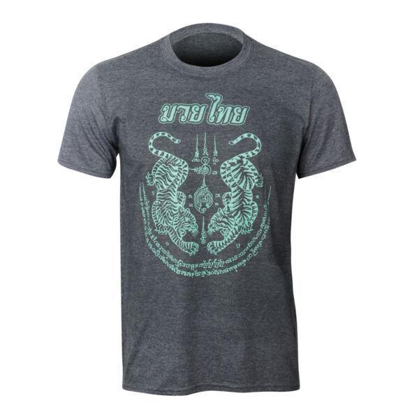 Muay Thai póló, tigrisek