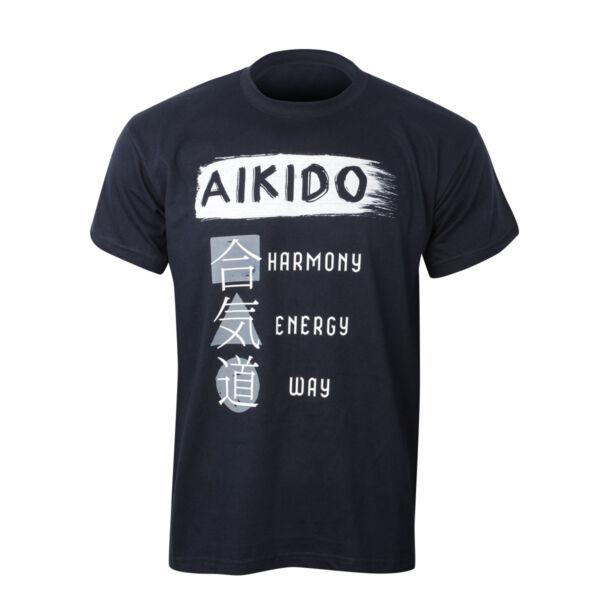 Aikido póló, alapelvek