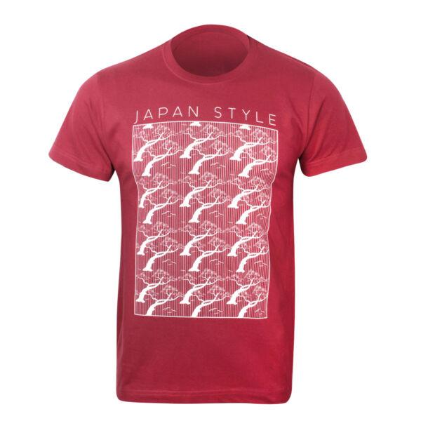Harcművész póló, japán