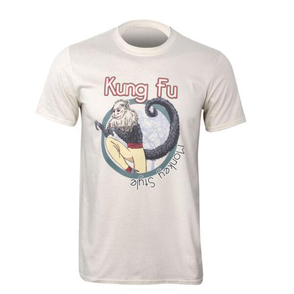 Kung Fu póló, majom