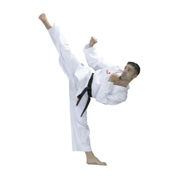 WT taekwondo edzőruha