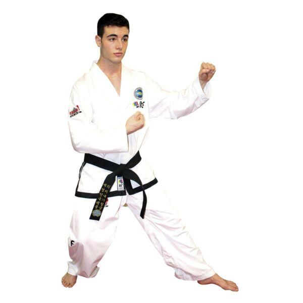 Új logós ITF taekwon-do mester ruha