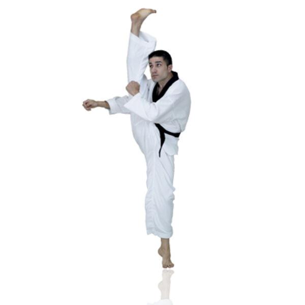 WT taekwondo mester ruha