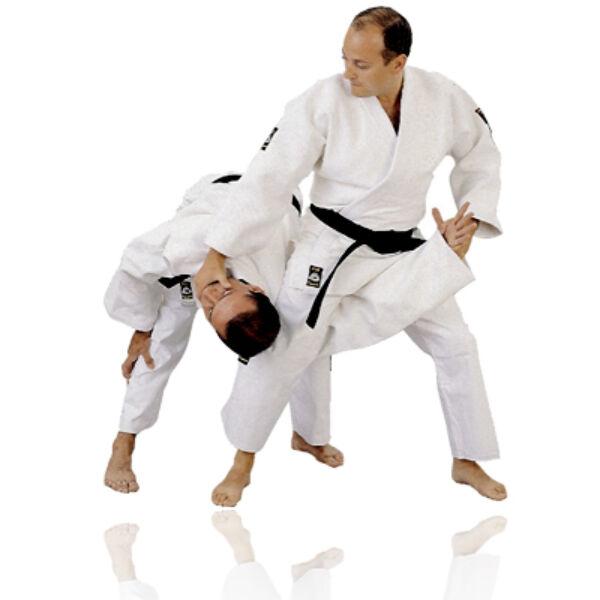 Ju-jitsu ruha, rizsszemes