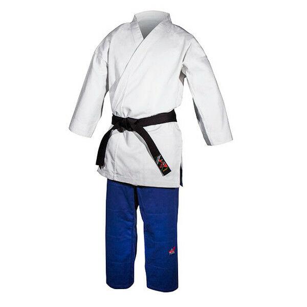 Ju-jitsu ruha, fehér-kék