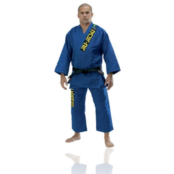 Brasil jiu-jitsu edzőruha, kék