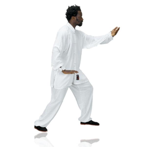 Tai chi ruha, fehér