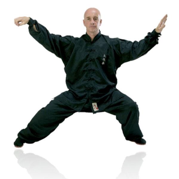 Tai chi ruha, fekete