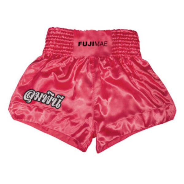 Thai-box nadrág, női, rózsaszín