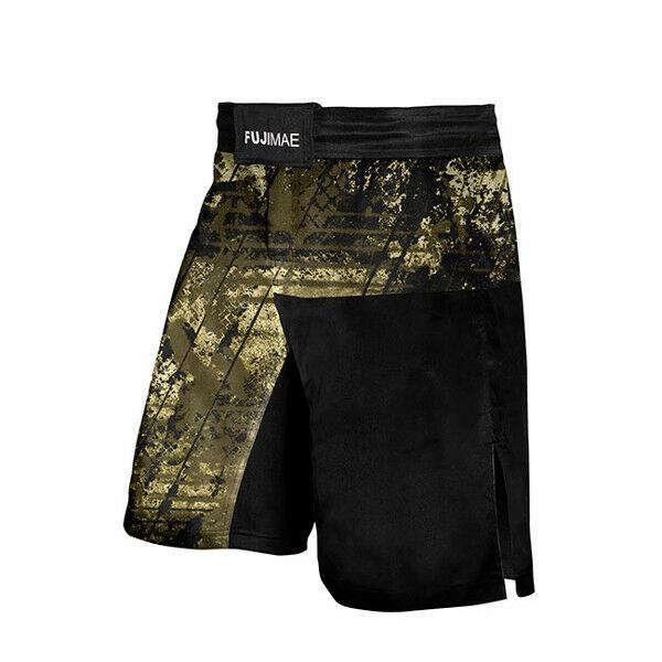 Kravmaga/MMA nadrág, fekete-keki