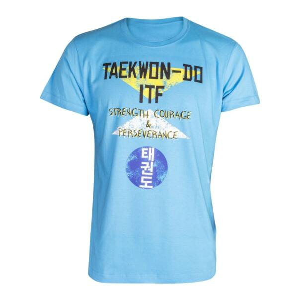 ITF Taekwon-do póló, Virtues