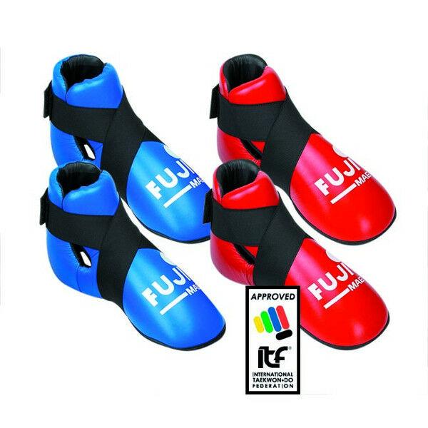BŐR Kick-box, ITF taekwon-do lábfejvédő