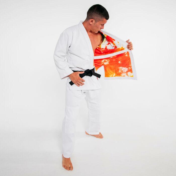 Training Judo edzőruha QS