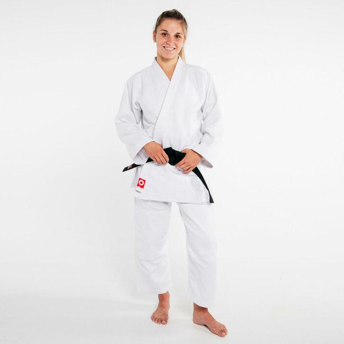 Judo edzőruha, Training Lite, fehér