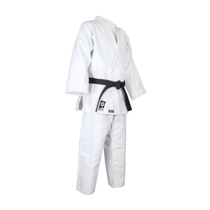Judo versenyruha, Gokyo, fehér