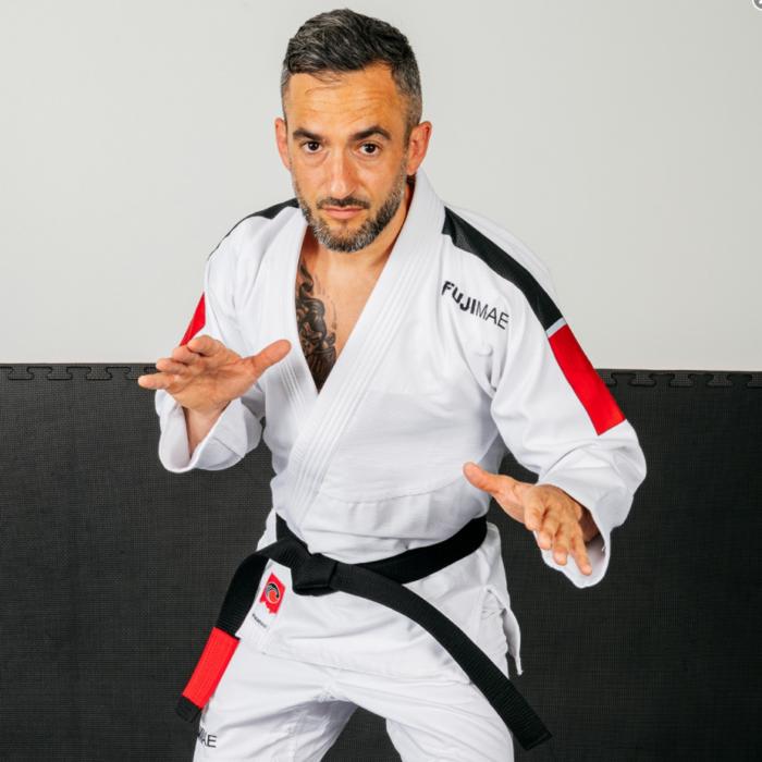Training Brazil Ju Jitsu edzőruha