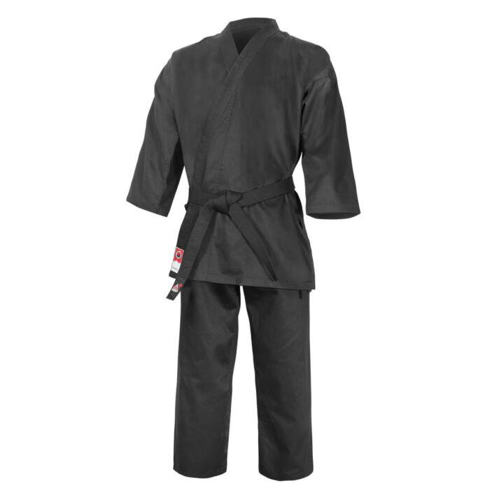 Hapkido edzőruha, fekete