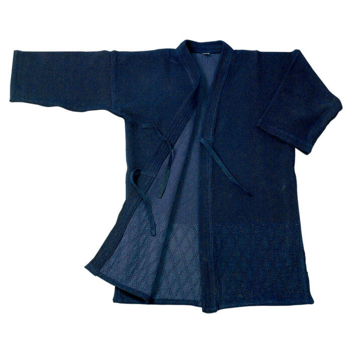 Kendo kabát, kék