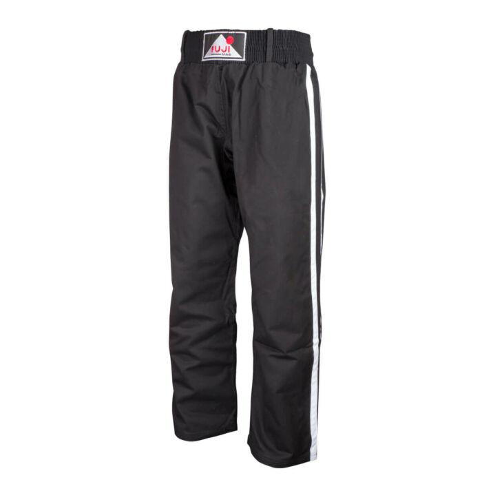 Kick-box hosszú nadrág, oldalcsíkkal, pamut