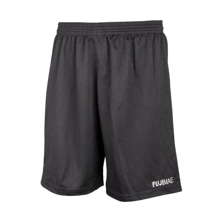 Sport rövid nadrág, fekete