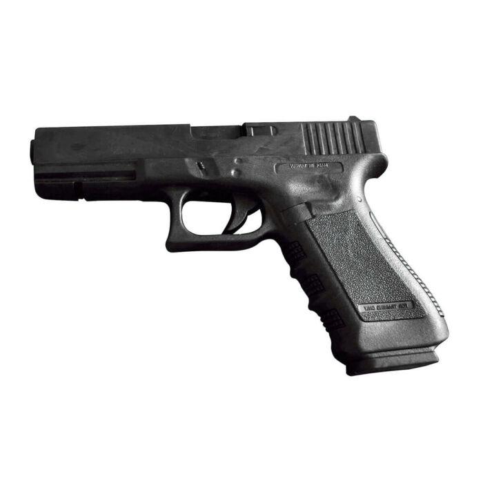 Rendőrségi gyakorló pisztoly