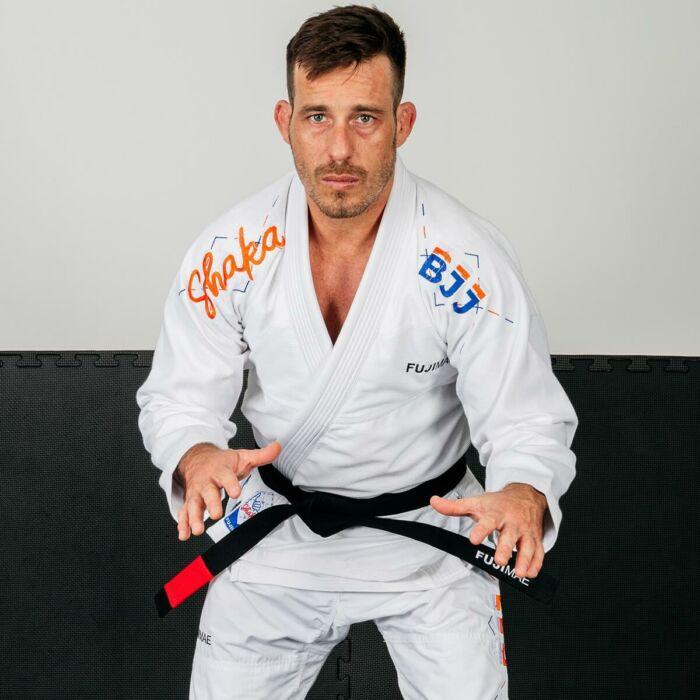 Brasil jiu-jitsu edzőruha, Shaka 20