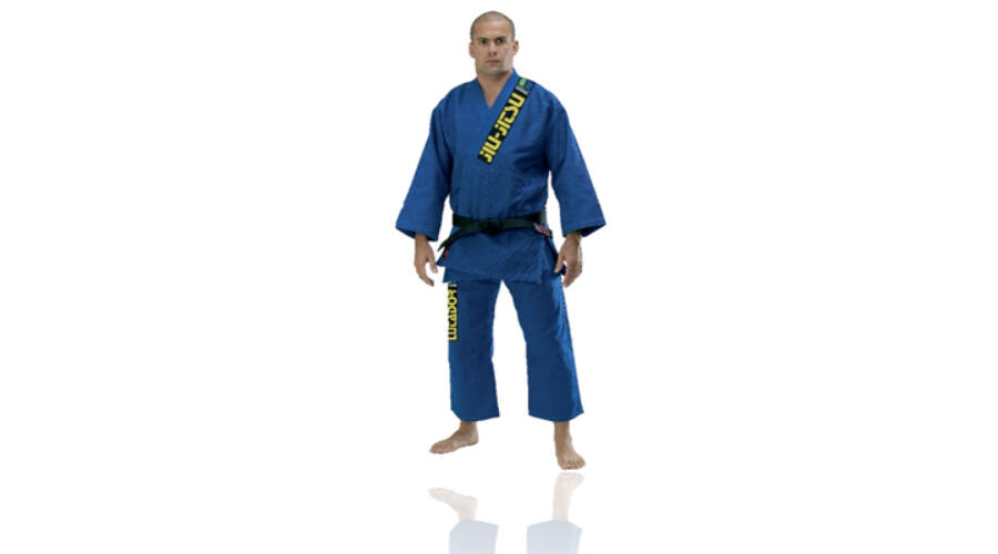 45ff4ee6ff Brasil jiu-jitsu edzőruha, kék - Brazil Ju-jitsu - FujiMae Küzdősport  felszerelések webáruháza