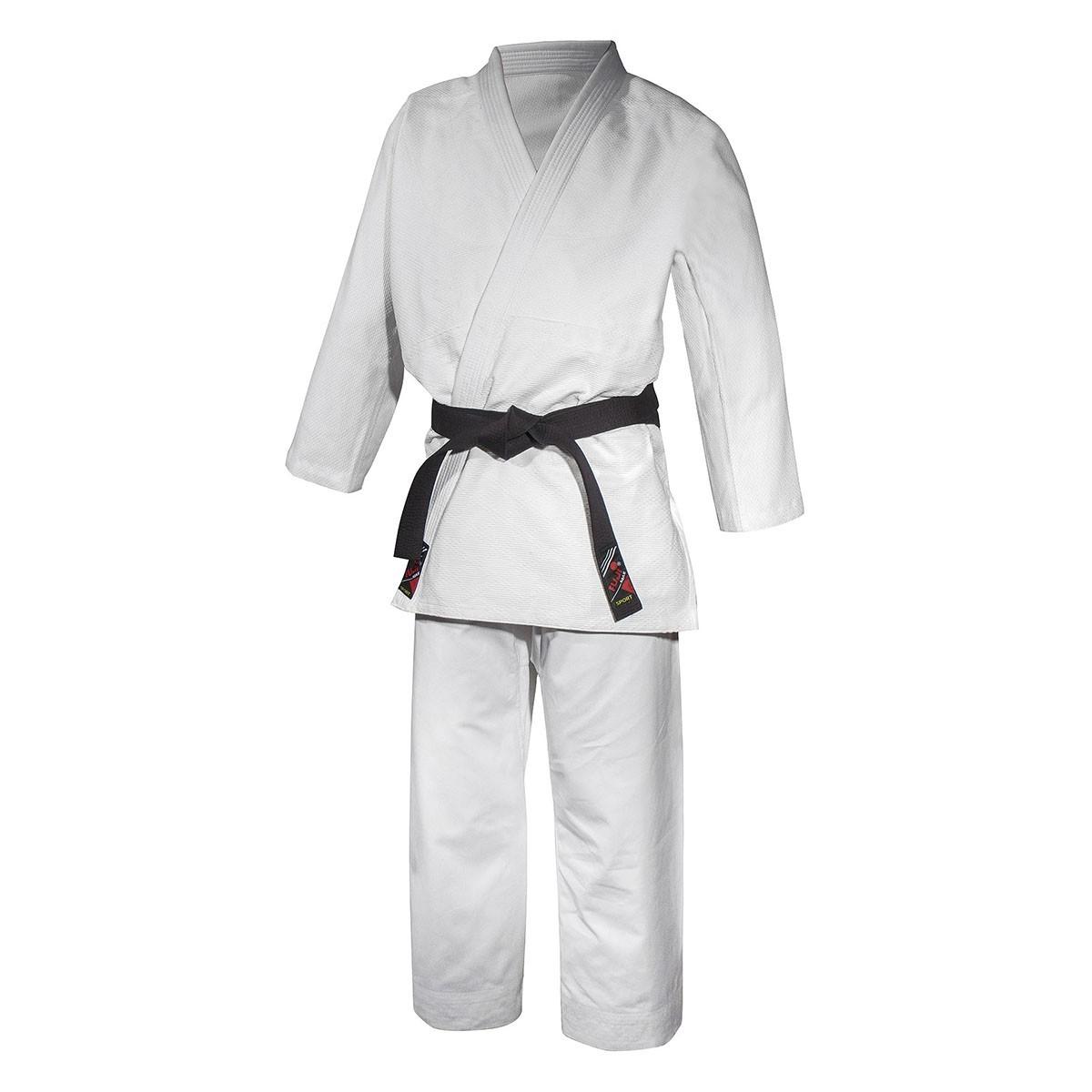 c2b072d57f Judo edzőruha rizsszemes, fehér - Judo - FujiMae Küzdősport felszerelések  webáruháza