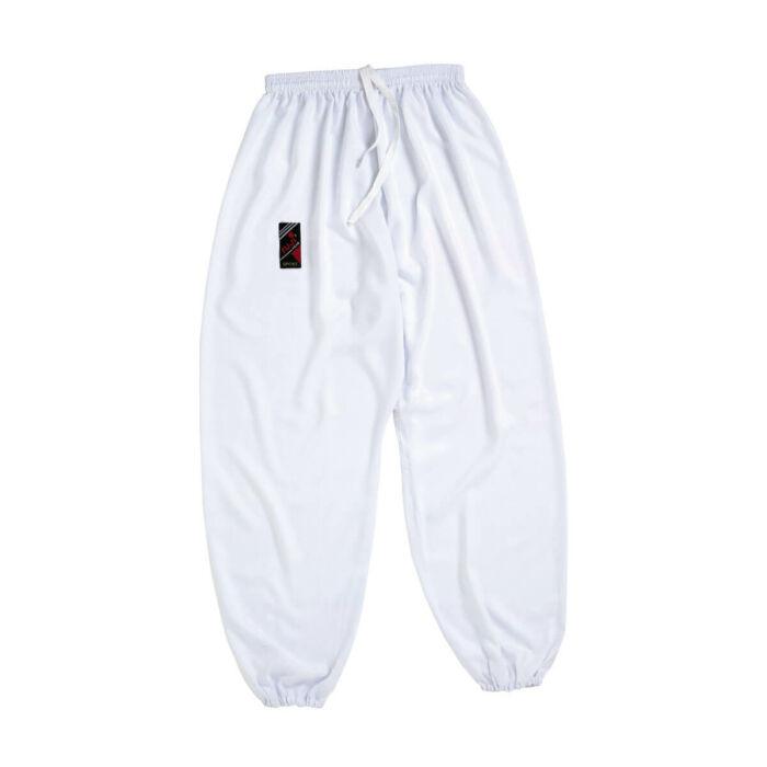 Tai chi nadrág, fehér