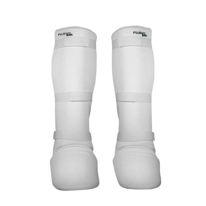 Sípcsont-lábfejvédő tépőzáras, Basic