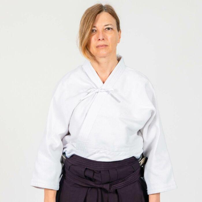 Aikido felső, női
